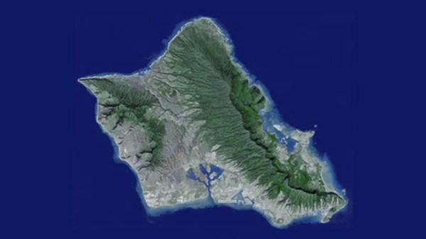 NASA's Updated Topographic Map Makes Google Earth Look ...