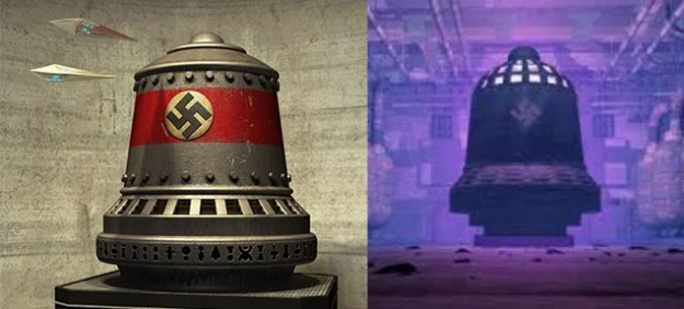 ¿Cuáles son estos anillos de hormigón gigantes construidos por los nazis?
