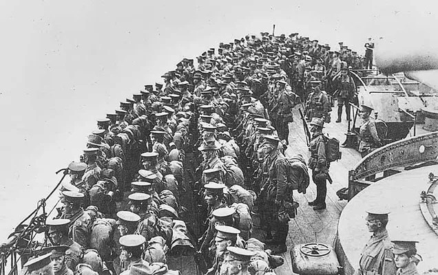 How The Most Daring Plan Of WWI Turned Into A Military Disaster