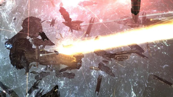 Massive EVE Online Battle Destroys Nearly $300,000 Worth of Spaceships
