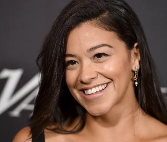 Photo Gina Rodriguez Arrives At Varietys Power Of Women Event On Friday Oct 12 2018 At The Beverly Wilshire Hotel In Beverly Hills Calif