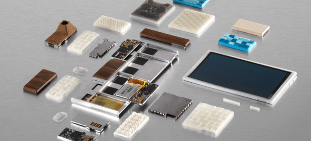 Google's Modular Ara Phones Will Go on Sale January 2015
