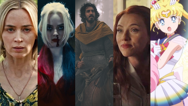 8ea1da14dbd77a769db5f66772ea9548 2021 Summer Movie Preview: Sci-Fi, Horror, and Fantasy You Can (Maybe) Watch in Theaters | Gizmodo