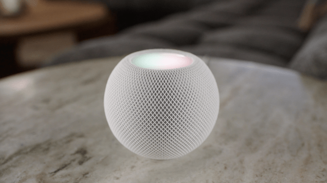 x8vqbuxjgvgr5ycggfmu The HomePod Mini Is Here and Hey, It's Real Small and Round! | Gizmodo