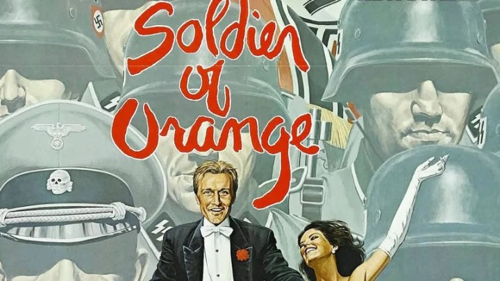 Image result for movie still from soldier of orange 1977