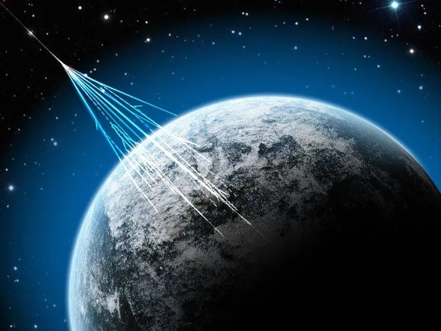 Turn Your Smartphone Into A Particle Detector For Cosmic Rays