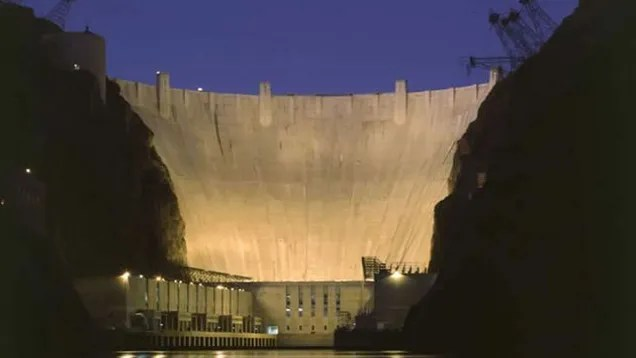 Who Is Buried In The Hoover Dam