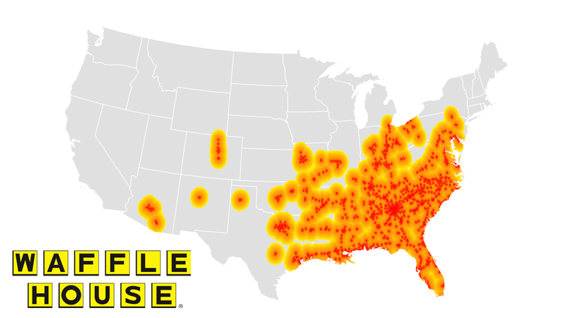 Waffle House Locations Near Me