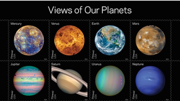 These New Space Stamps Are Almost Cool Enough to Make Me ...