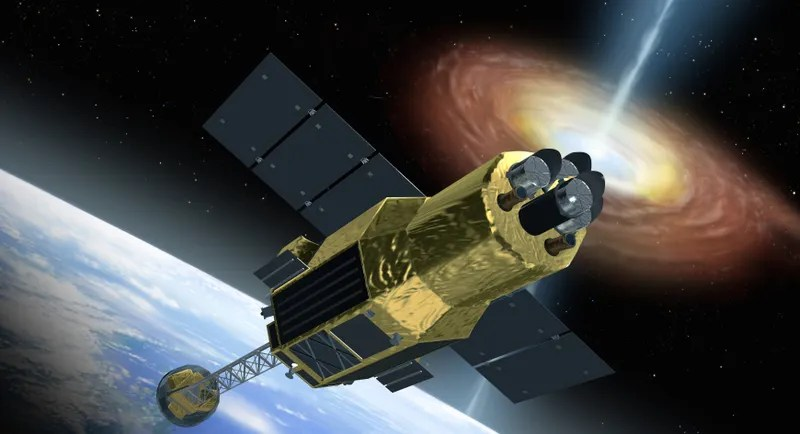 We Finally Know What Happened to Japan's Lost Black Hole Satellite