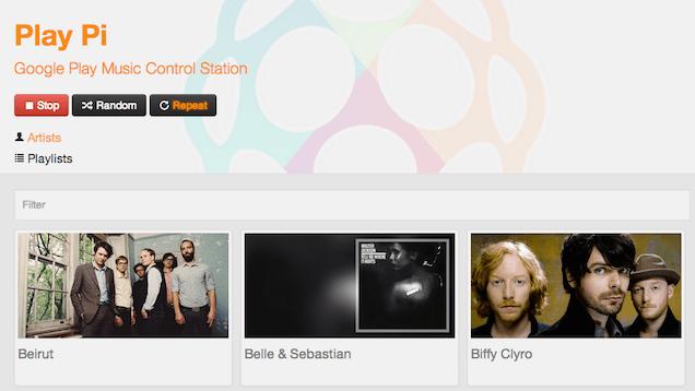 Turn a Raspberry Pi Into a Google Music Player