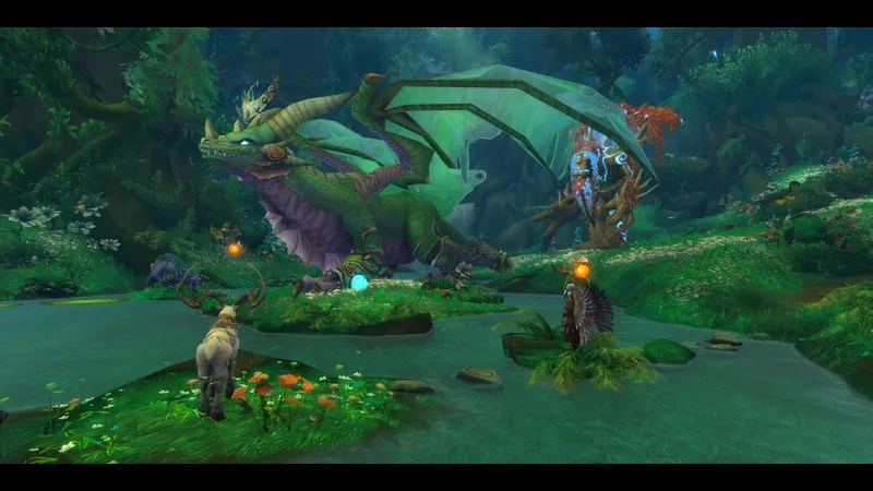 World Of Warcraft: Legion's Order Halls Are A Good Reason To Play All The Classes