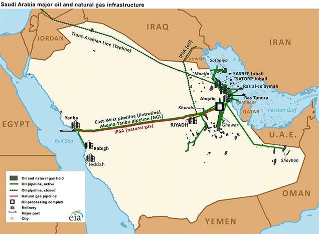 Saudis Fear Iranian Control Of Yemen Due To This Strategic Choke Point