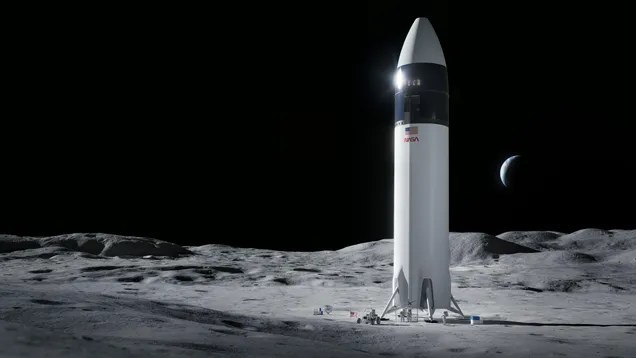 e3850342cea46e2904316a8a1720e287 NASA Suspends SpaceX's Work on Lunar Lander Until Complaints Over Contract Are Resolved | Gizmodo