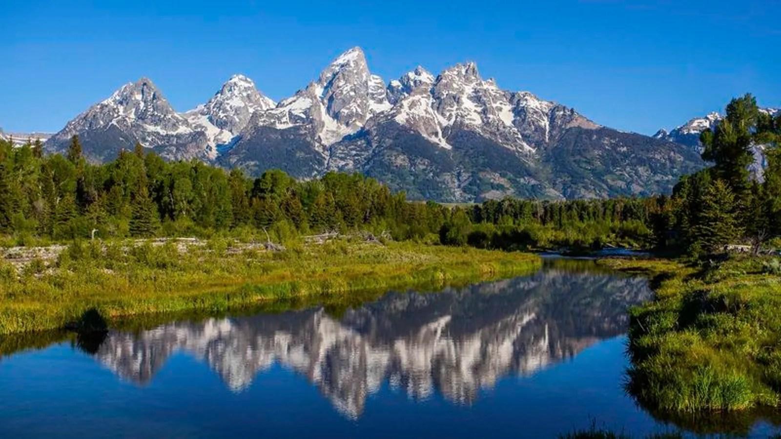Secretary Of Interior Says Knocking Down Rocky Mountains
