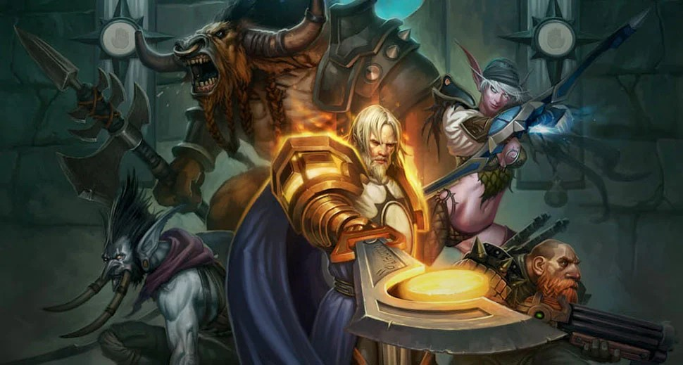 Live At BlizzCons World Of Warcraft Live Raid