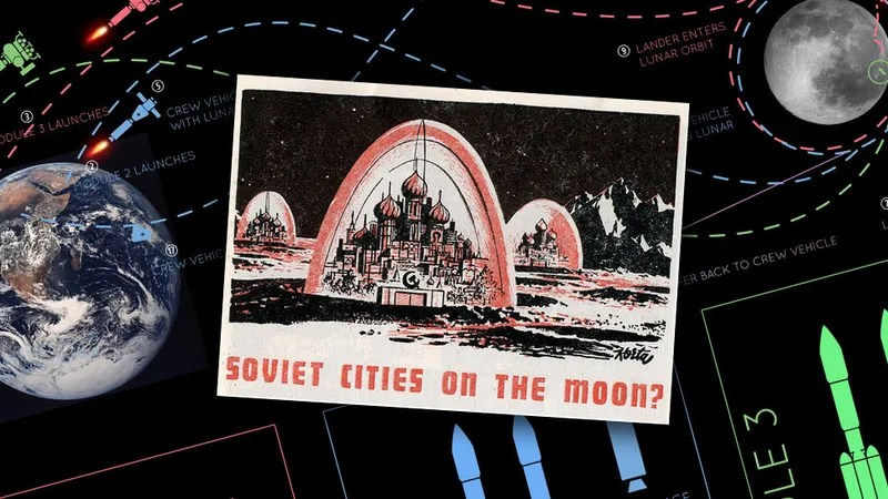 Russia Reportedly Plans To Build A Lunar Base By The 2030s
