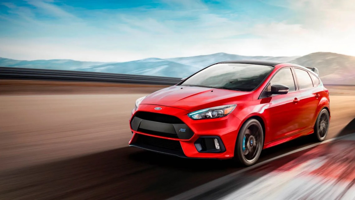 the 2018 ford focus rs costs $5,000 more but here's why it's
