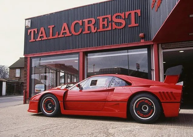 All The Secrets Of The Sultan Of Brunei's Modified Ferrari F40s