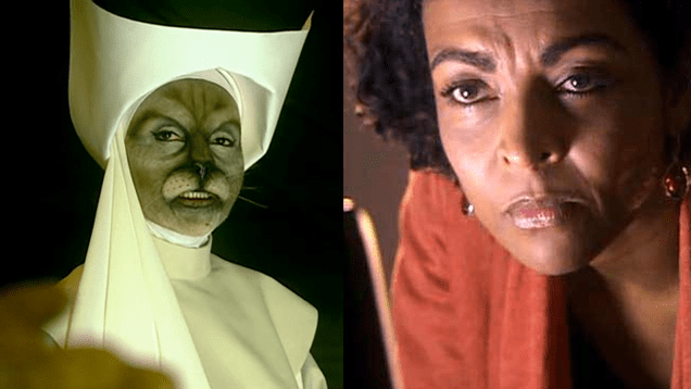 Doctor Who and the case of the Reused Actor