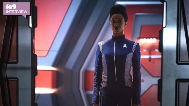 560b7b06c44394813e9e3398b67dfa8c Star Trek's Sonequa Martin-Green Is More Than Happy to See the Franchise Spread Its Wings   Gizmodo