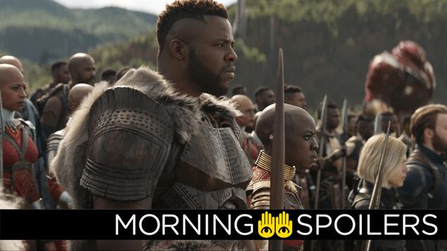 5be187b0e965feff7f90930450d729fd Updates From Black Panther: Wakanda Forever, Black Adam, and More   Gizmodo