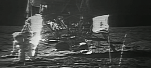 Watch NASA's Full TV Broadcast of the Apollo 11 Moon ...