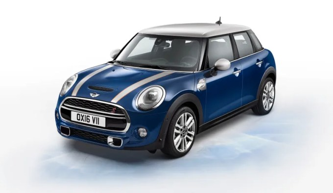The New Mini Seven Is Desperate Hipster Malarkey