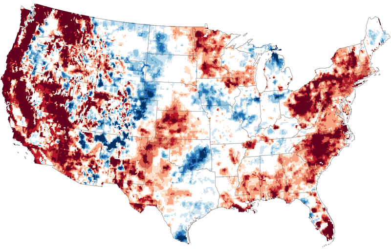 New Satellite Images Show Just How Parched the Ground Is