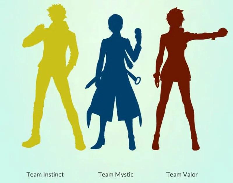Team Mystic Is ThePokémon Go Faction Of Choice