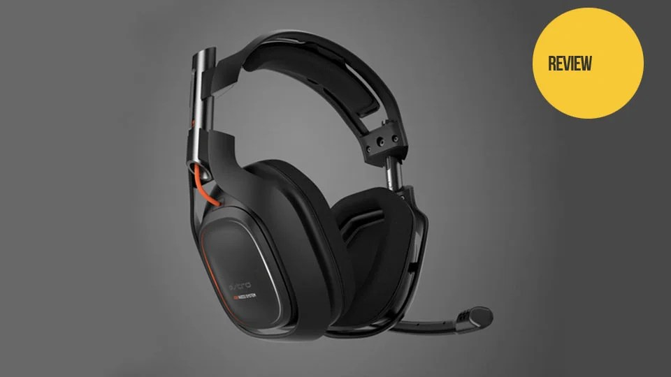 Review The Astro A50 Wireless Gaming Headset