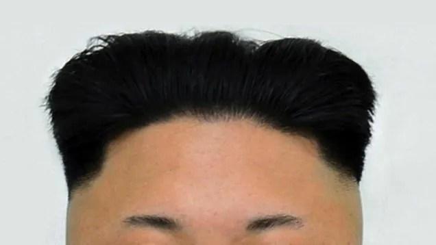 Kim Jong Un A Haircut Odyssey