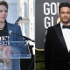 "Scarlett Johansson addresses James Franco at Ladies's March: ""I would like my pin again"""