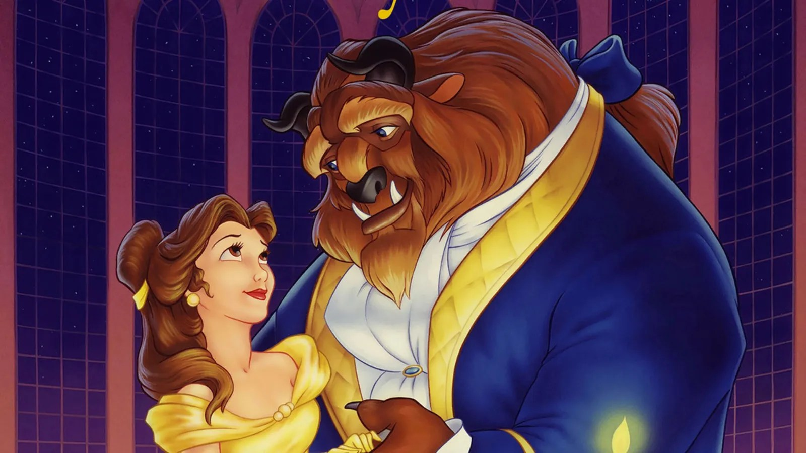 The Animated Beauty And The Beast Remains A Near Perfect
