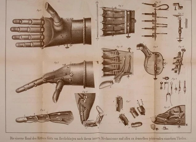 The History of Prosthetics Reveals a Long Tradition of Human Cyborgs
