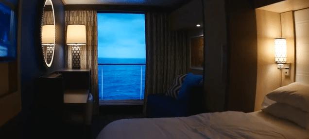 A Look at How Royal Caribbean's New Virtual Balconies Work
