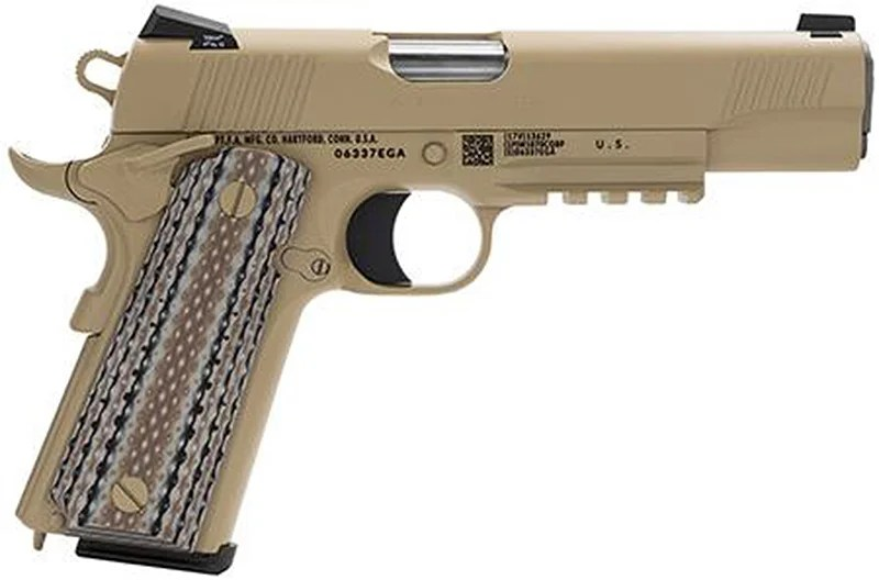 The Navy SEALs Might Have Selected A New Pistol Of Choice