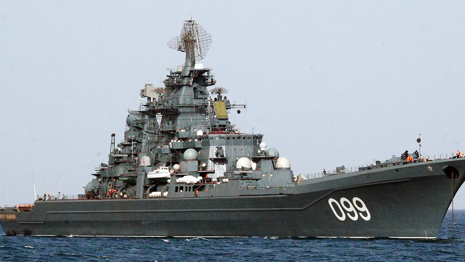 Russian Aircraft Carriers Service