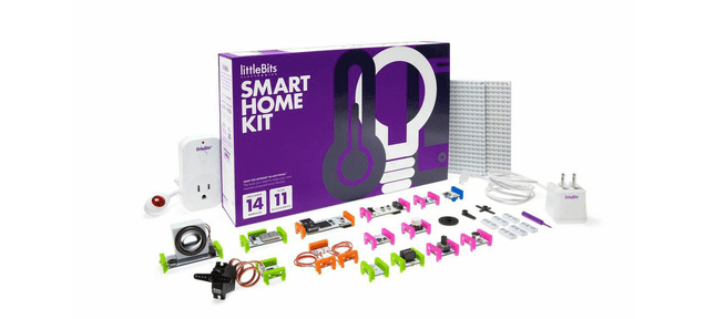 The New littleBits Smart Home Kit Makes It Easy to Hack Your House
