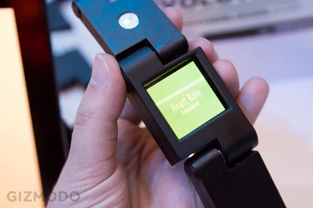 This Modular Smartwatch Could Have As Many Days Of Battery As You Want