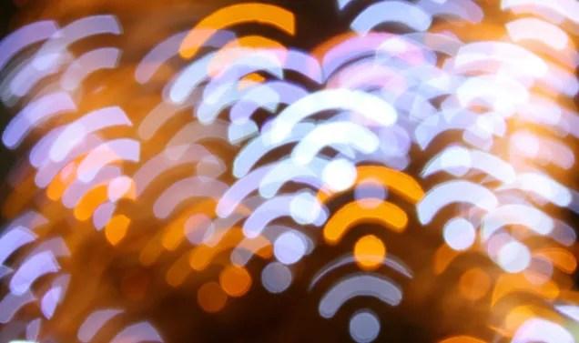 Logran multiplicar por 10 la velocidad de una red WiFi mediante LED