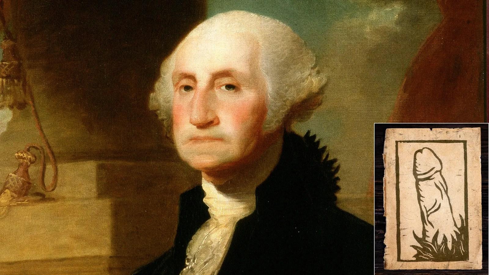 New Evidence Suggests President George Washington Sent Woodcut Of To Secretary