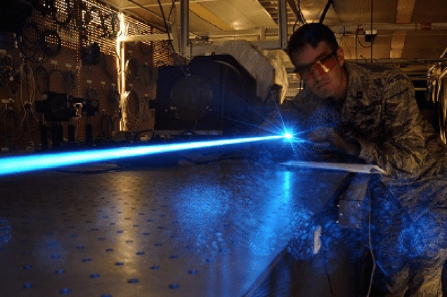 Is The Military Developing Banned Laser Tech To Blind Enemy Soldiers?