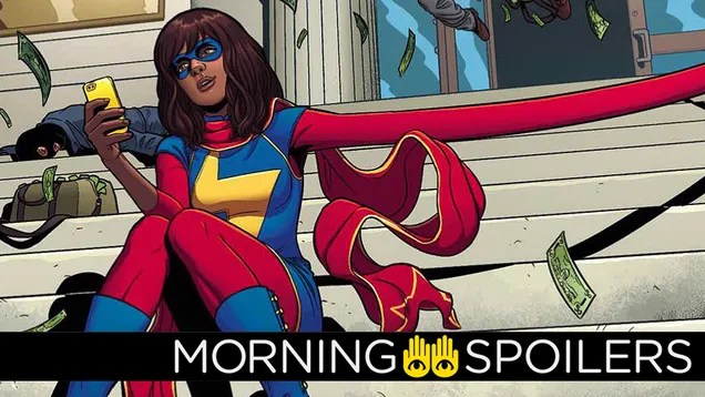 tru8dquuxq8js4rksbw1 Updates From Ms. Marvel, Doctor Strange 2, Moon Knight, and More   Gizmodo