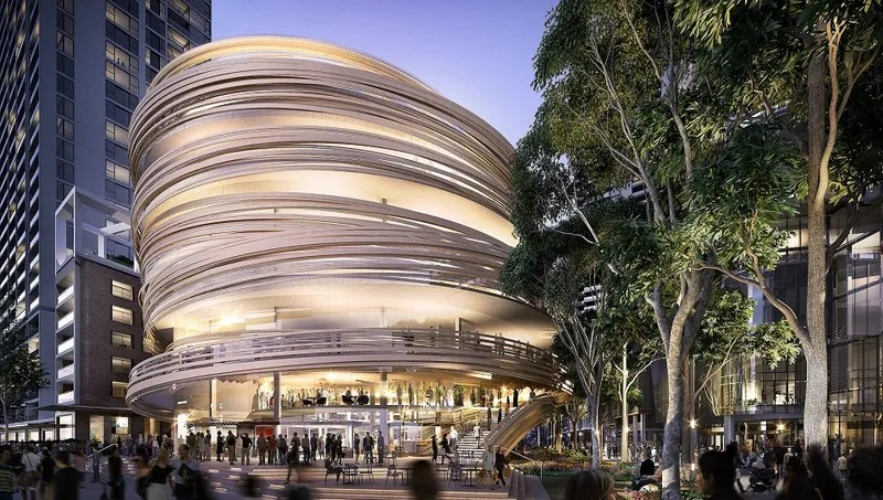 Sydney is Getting the Library of the Future