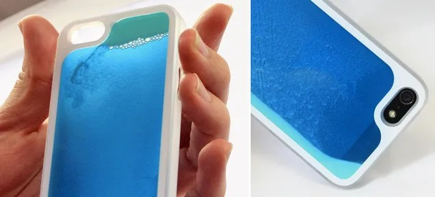 A Sand Art Case Gives Your iPhone a Radical 80s Makeover
