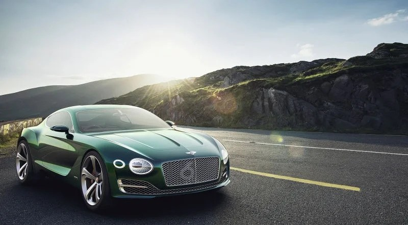 Bentley Plans To Copy Porsche's Electric Tesla Fighter