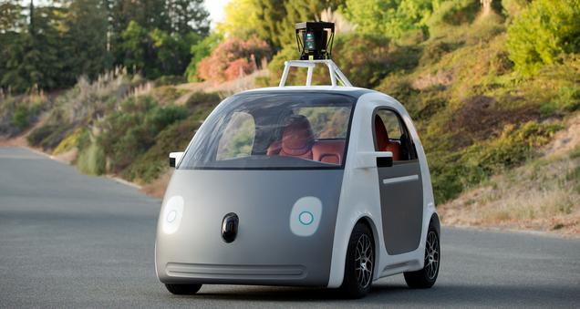 Este es el prototipo final del coche autónomo sin volante de Google