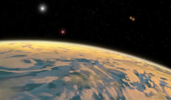 Unprecedented: Amateur astronomers discover a planet with ...