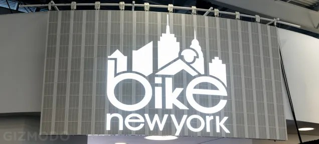 The Biggest Bike Expo In the US Is Heaven on Earth For Cyclists